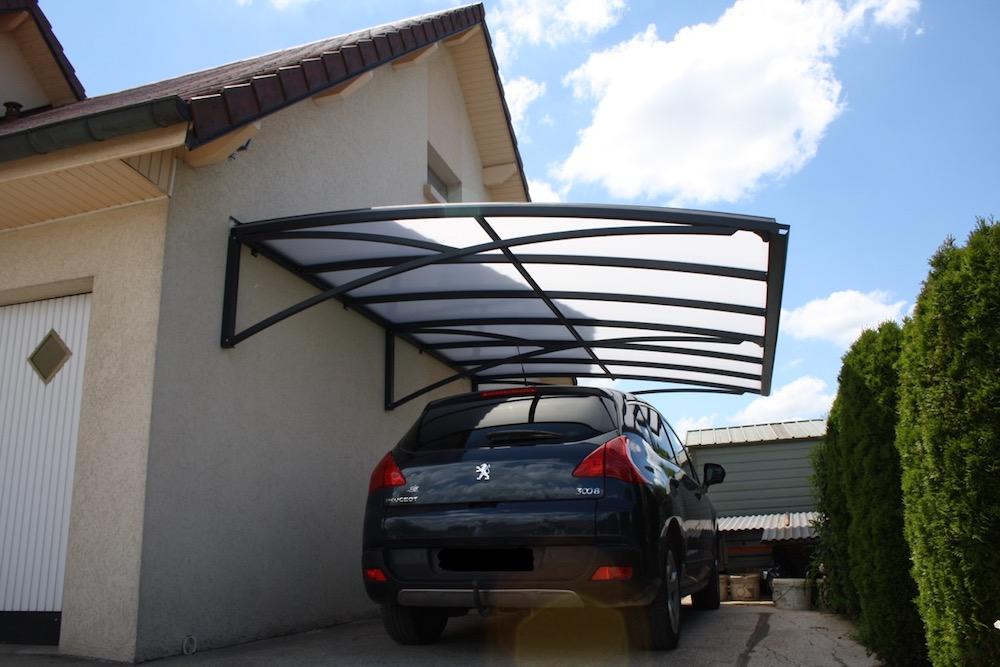 Carport alu abri voiture alu ou abri camping car sur for Auvent abri voiture
