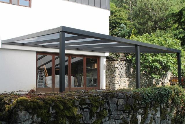 carport adoss sur mesure annecy anavi. Black Bedroom Furniture Sets. Home Design Ideas